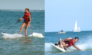 Roule Nature Surf-Jet handi Valide